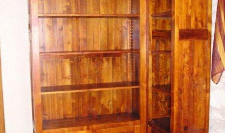 Création mobilier bois Lisle-sur-Tarn