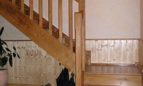 Entreprise création escalier Lisle-sur-Tarn